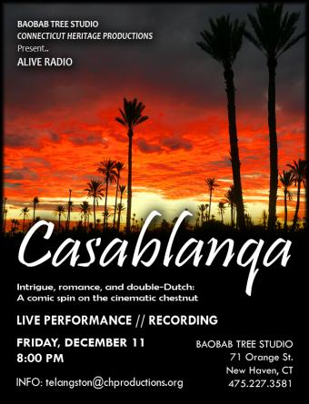 Alive Radio presents Casablanqa