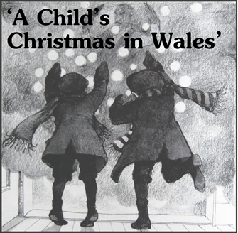 A Childs Christmas In Wales.Dylan Thomas A Child S Christmas In Wales Connecticut